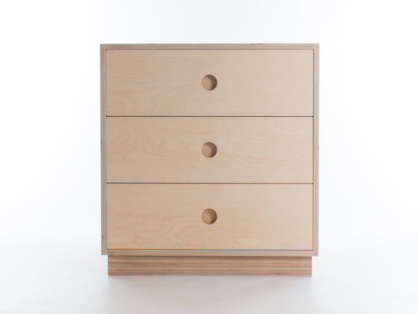 Birch Chest of Drawers