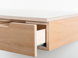 2 Drawer Vanity Unit