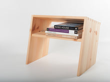 Load image into Gallery viewer, Acute Standing Desk (Pine/Oak) - Bee9  - 5