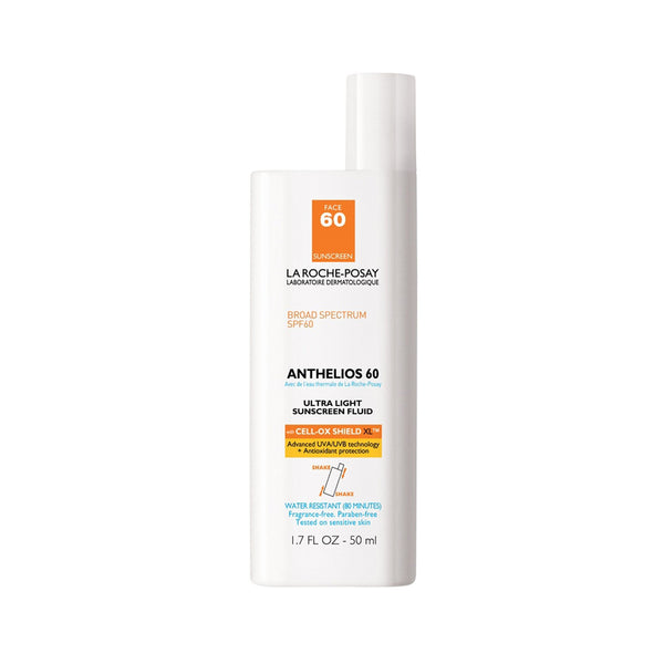 La Roche Posay Anthelios 60 Ultra Light Sunscreen, 1.7 Oz