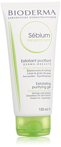 Bioderma Sébium Exfoliating Gel, 100 ml