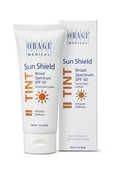 Obagi Sun Shield Broad Spectrum SPF 50 with Infrared Defense - Tinted Warm