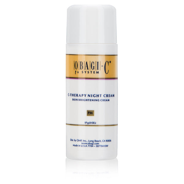 Obagi-C FX SYSTEM C-Therapy Night Cream, 2 Oz