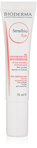 Bioderma Sensibio Gel Eye Contour, 15 ml