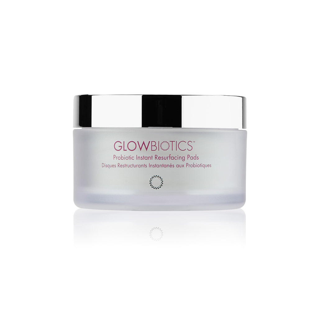 Glowbiotics MD Probiotic Instant Resurfacing Pads