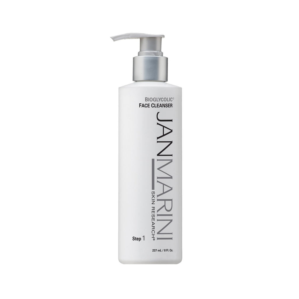 Jan Marini Bioglycolic Face Cleanser, 8 Oz