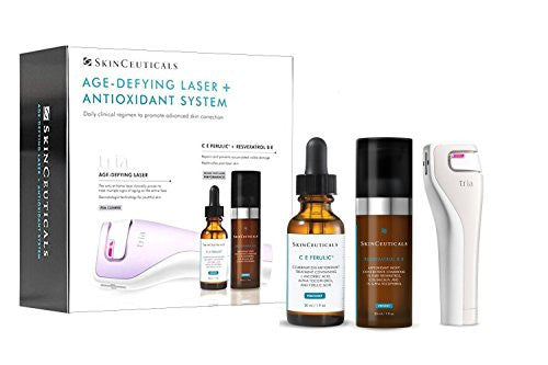 SkinCeuticals Age-Defying Laser Plus Antioxidant System