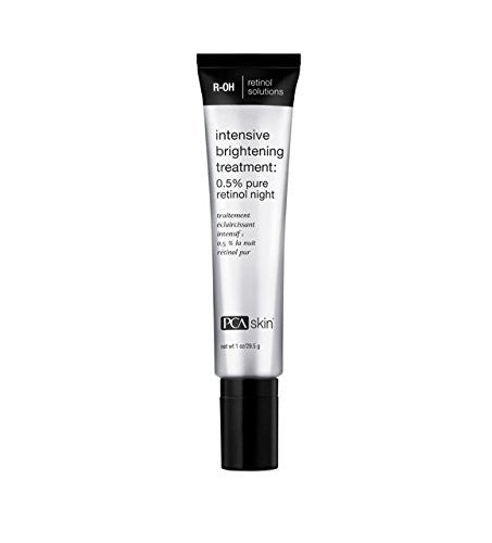 PCA Skin Intensive Brightening Treatment 0.5% Pure Retinol Night, 1 Oz