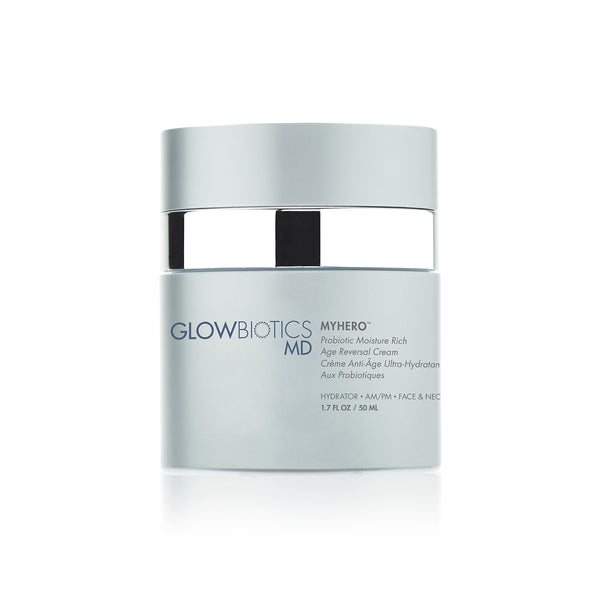Glowbiotics MD MY HERO Probiotic Moisture Rich Age Reversal Cream