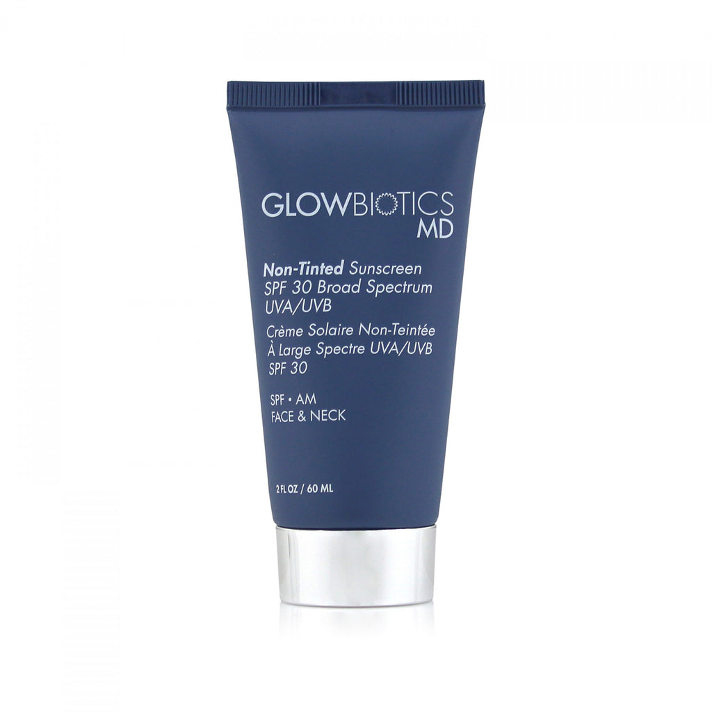 Glowbiotics MD Non-Tinted Sunscreen SPF 30