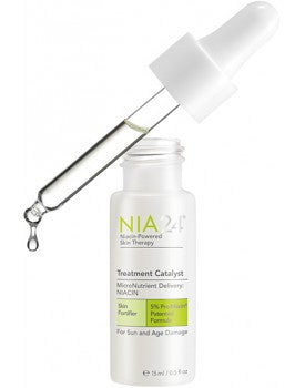 Nia 24 Treatment Catalyst, 0.5 Oz.