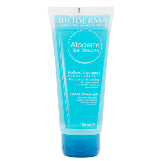 Bioderma Atoderm Shower Gel, 3.33 oz