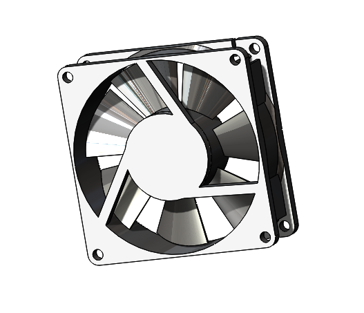 RP-14759: DC Equipment Cooling Fan, 3.15