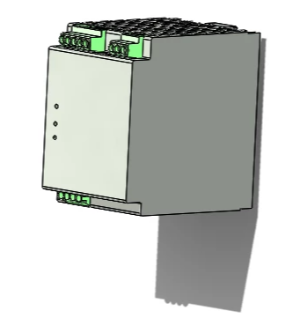 RP-8765: Power Supply, 24 VDC, 20 Amp, 120/240VAC, 4.76A draw @ 120V input, (replaces2938620);