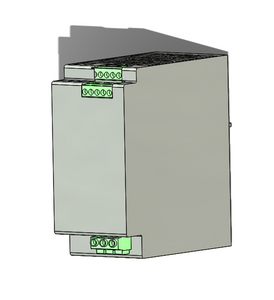 RP-8766: Power Supply, 24 VDC, 10 amps, 120/240VAC, 2.34A draw @@120V input, (replaces2938604);