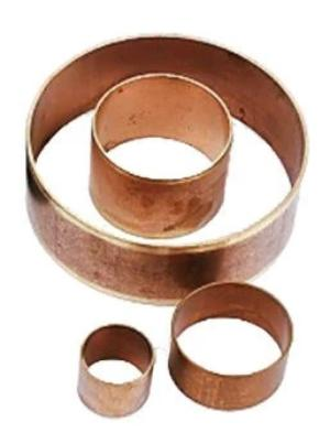 ER25X15 Expansion Ring (Brass)