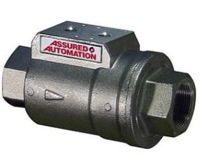 RP-7212: Valve, Air Actuated, VA series, 1/2npt, NO, Viton seal