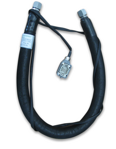 "RP-16519: Line Heater Sleeve - 4ft L, 120V, 350 F, 10' Leads, .406"" ID"