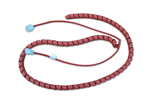 "RP-16816: Line Heater Spiral Wrap, 56"" length, 1/4"" copper tube, 120 VAC"