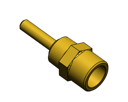 RE-67475: Two Component Injector - Catalyst Nozzle