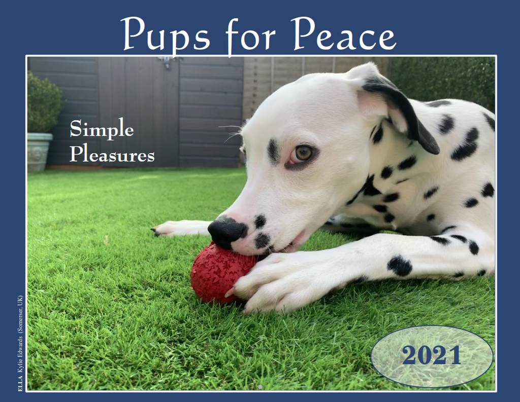 2021 Pups for Peace
