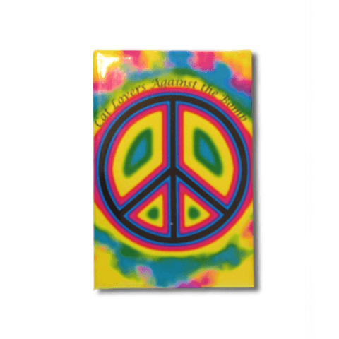 'CLAB Peace' Magnet