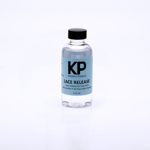 KP LACE RELEASE -  Adhesive Remover for Lace Fronts (4oz)