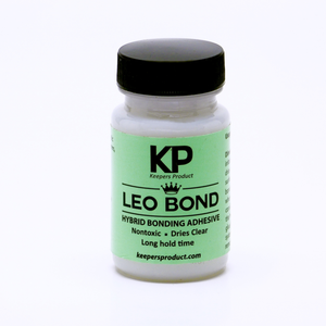KP LEO BOND - Waterproof Hybrid Adhesive (2oz)