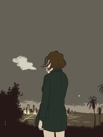 Adrian Tomine - Overlook