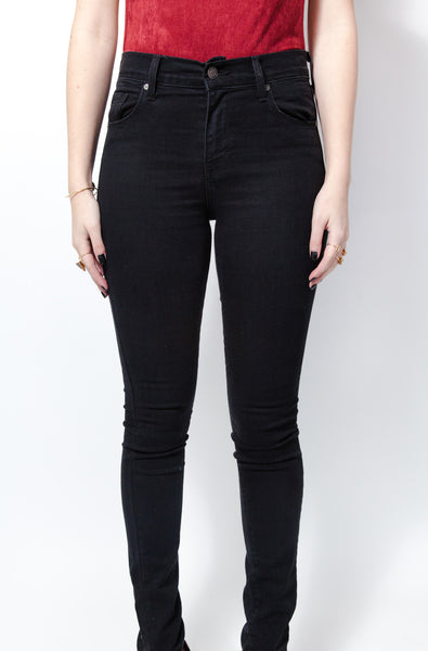 Keep It Classic High Rise Jeans - Girl Party - 2
