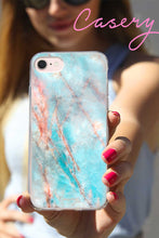 Load image into Gallery viewer, Frosty Marble Cell Phone Case