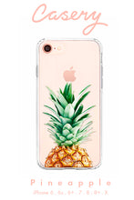Load image into Gallery viewer, Pineapple Top Cell Phone Case