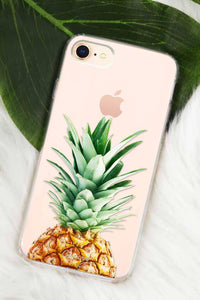 Pineapple Top Cell Phone Case