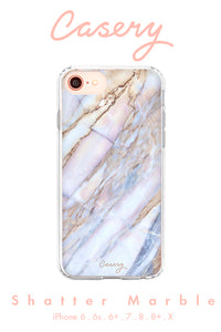 Shatter Marble Cell Phone Case