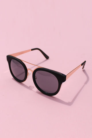 QUAY Brooklyn Sunglasses - Multiple Colors