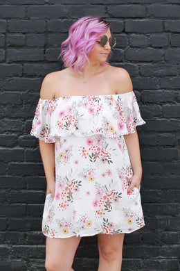 Fun Day Out Floral Dress
