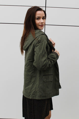 Outdoorsy Babe Jacket - Girl Party - 1
