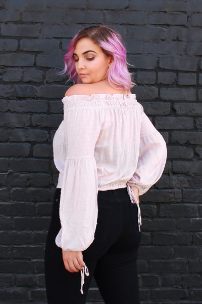 Gypsy Babe Off The Shoulder Top