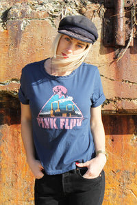 Pink Floyd Band Tee by Recycled Karma