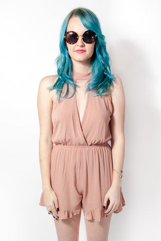 Pretty Girl Romper - Girl Party - 1