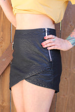 Load image into Gallery viewer, Juniper Vegan Leather Skirt - Girl Party - 5