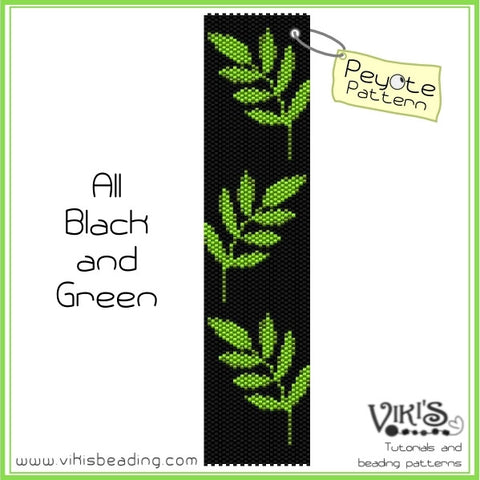 All Black and Green
