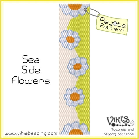 Sea Side Flowers