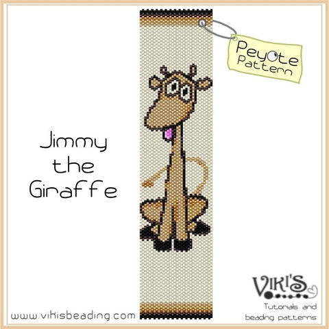 Jimmy the Giraffe