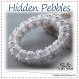 Cubic RAW Bangle Tutorial - Hidden Pebbles