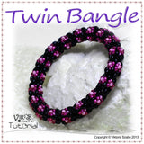 Twin Bangle - Simple Tubular Bracelet