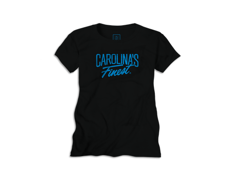 Carolina's Finest® Panther Inspired Women's Tee
