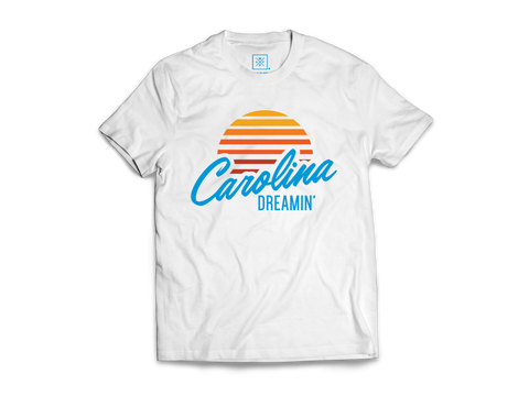CAROLINA DREAMIN MEN'S TEE