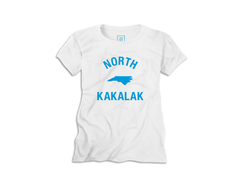 NORTH KAKALAK WOMEN'S TEE