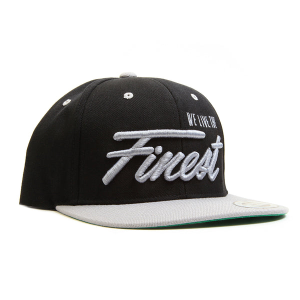 We Live The Finest® Signature Snap Back